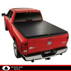 Truxedo Truxport Roll Up Tonneau Cover For Dodge Ram 8 Bed 2009 2019 W O Rambox