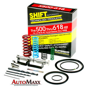 A500 42re 44re Superior Shift Correction Kit 1988 98 Chrysler Dodge Jeep