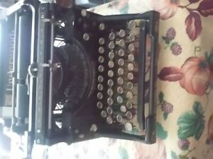 Underwood No4 Typewriter Vintage 1915 Original Standard Excellent