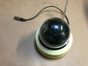 Panasonic Wv cf354 Color Cctv Camera 24 Vac 12 Vdc used