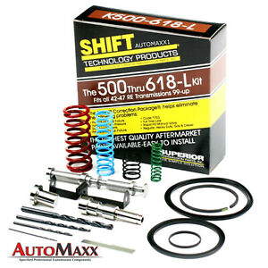 Dodge Transmission Rebuild Shift Kit A500 A518 A618 42re 46re 47re 1999 on