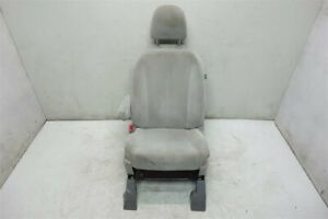 11 12 13 Toyota Sienna Le Front Driver Seat Gray Cloth 71074 08150 b0