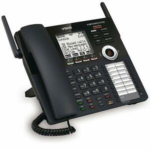 Vtech Am18447 Main Console 4 line Expandable Small Business Office Phone System