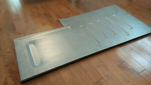 Mg Midget Floor Pan Driver Side Austin Healey Sprite Bug Eye Floor Board Panel
