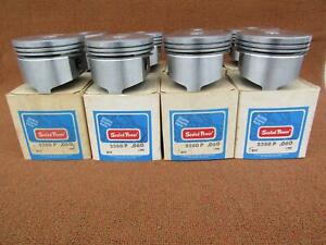 360 Mopar Dodge Plymouth 8 Nos Sealed Power 2380 060 Over Pistons