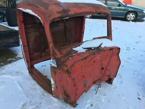 1935 1936 1937 Ford Pickup Truck Cab 35 36 37 Parts Used