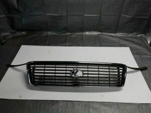 1995 97 Oem Lexus Ls400 Upper Grille With Rubber Seals And Safety Latch