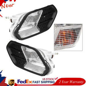 Headlight Lens Cover Clear Head Lamp Shell For Bmw E39 Facelift 2001 2003