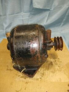 Antique Westinghouse 1 8hp Electric Ac Motor