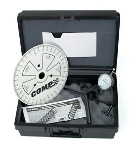Competition Cams 4796 Camshaft Degree Kit Foam Lined Plastic Carry Case
