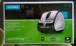 Dymo Labelwriter 450 Direct Thermal Label Printer New In Box Free Shipping