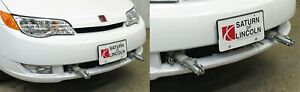 Blue Ox Bx3325 Tow Bar Base Vehicle Plate Fits 2005 2007 Saturn Ion