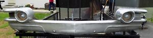 1956 56 Buick Super Roadmaster Front Bumper Assembly