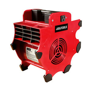 Great Working Tools Blower Fan 3 speed 300 Cfm Pivoting Portable Shop Fan