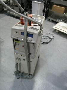 Laserscope Lyra I Laserl Chiller And Iridex Coolspot Handpiece Untested