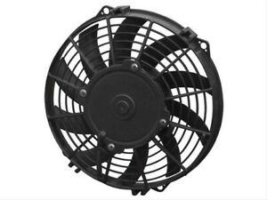 New Spal Automotive 9 Inch Low Profile Curved Blade Puller Fan 12 Volt 30100452