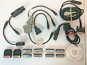 Otc Genisys Cable Adapter Cartridge Lot Gm Saturn Chrysler Import Domestic Obdii