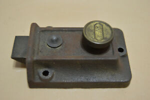 Vintage Yale Dead Bolt Door Lock