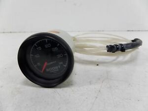 Autometer Boost Press Psi Gauge