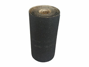Sandpaper Rolls Silicon Carbide Heavy Duty 12 X 5 Meters 36 Grit