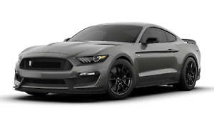 2019 Ford Mustang Shelby Cobra Gt350 Garage Metal Sign 23x10 Magnetic Gray