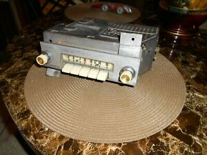 1950 S Vintage Ford Radio 84bf 237330 Vintage Car Audio Radio Old Original