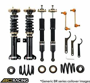 Bc Racing Br Coilovers For 2014 2017 Infiniti Q50 Awd V 20 Br