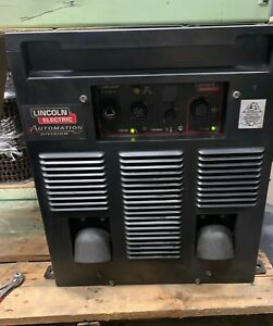 Lincoln Electric K2669 1 Power Wave I400 Robotic Weld Power Source 60 Hz