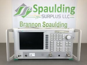 Anritsu Ms4623b 10 Mhz To 6 Ghz Vector Network Analyzer Calibrated