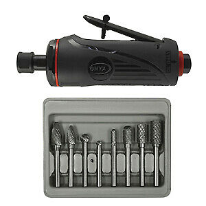 Astro Pneumatic 2181b Onyx Die Grinder Kit With Burrs