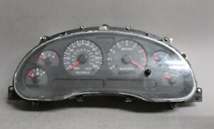 99 00 Ford Mustang Instrument Cluster Speedometer