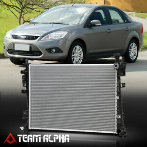 Fits 2008 2011 Ford Focus 4cyl Aluminum Factory Replacement Radiator Dpi 13087
