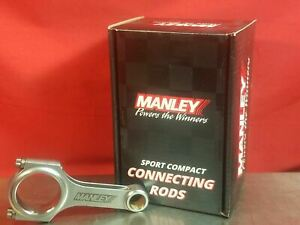 Manley 14015 4 H Forged Beam Acura Tsx 2 4 K24 Vtech 5 984 Connecting Rods