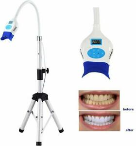 Portable Dental Mobile Teeth Whitening Led Lamp Bleaching Accelerator Ys tw fl