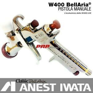 Anest Iwata W400 Bellaria Classic Plus Pro Kit 1 3 Mm Professional Spray Gun