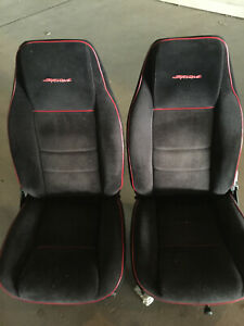 Gmc Syclone Seats 1991 Excellent Condition