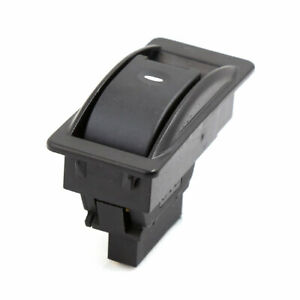 Universal 5 Pins Vehicle Car Power Window Switch Replacement Dc 12v