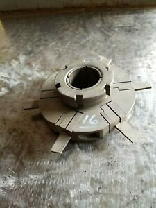 Moulder Splitter Head For Wood Moulding Machine