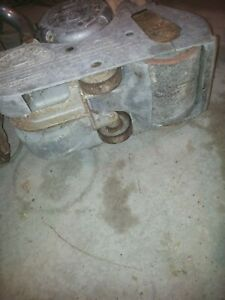 Porter cable Drum Floor Sander