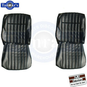 1964 Skylark Front Seat Covers Upholstery Pui New