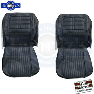 1963 Impala Front Rear Seat Upholstery Covers Pui New
