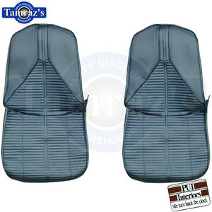 1967 Skylark Front Rear Seat Covers Upholstery Gs Special Deluxe Pui New