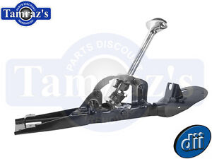 66 67 Chevelle Shifter Shift Assembly With Handle Automatic 3 Speed