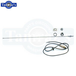 1967 1972 Chevy Pickup Truck Am fm Antenna Assembly New