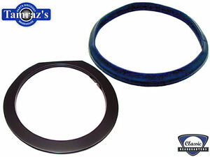 70 71 72 Chevelle Cowl Induction Air Cleaner Flange With Rubber Seal
