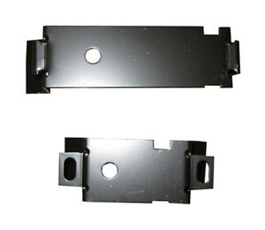 64 65 Chevelle Console Mounting Brackets Automatic Transmisson