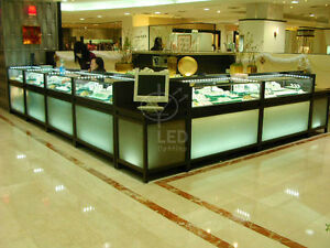 Fs Led __showcase Lighting __ Jewelry Display Show Case Led __ 32 Ft Kit
