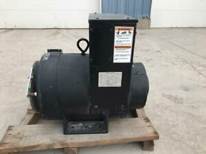 Lima mac 30 Kw Generator End Year 2010 3 Phase 500 Hours Sae 3