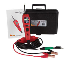 Power Probe 4 Pp401as Pp4 Iv 9 Mode Diagonstic Circuit Component Tester Tool