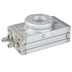 Smc Msqb50r Rotary Cylinder New